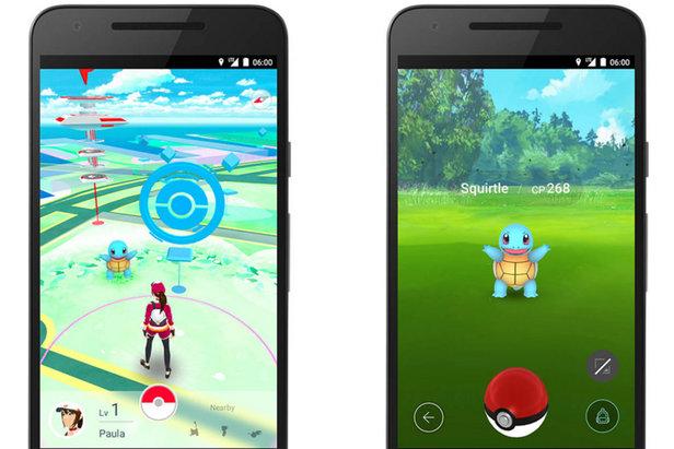 Monster jagen: Erobert Pokémon Go den Bergtourismus? - ©Niantic Labs