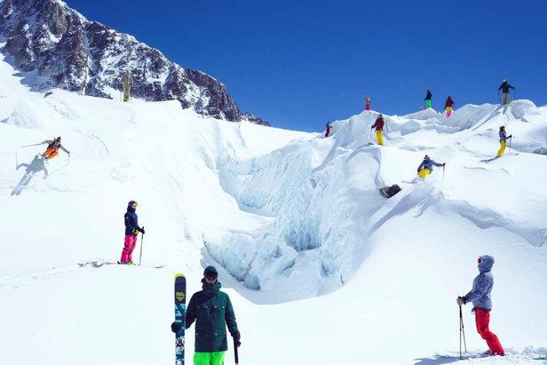 Présentation de la gamme de skis BLACK CROWS 2017 - ©BLACK CROWS
