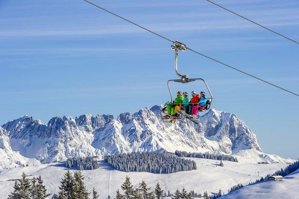SkiWelt Wilder Kaiser - Brixental: 27 milionová investice do většího komfortu a perfektních tratí - ©Christian Kapfinger