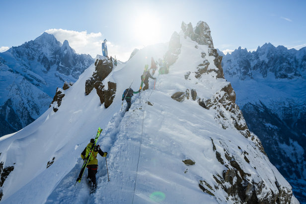 Swatch Freeride World Tour 2017 - ©freerideworldtour.com/JBernard