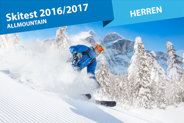 Allmountain Ski Test 2016/2017 - ©Lukas Gojda