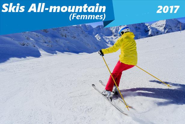 skis all mountain 2017 (modèles femmes) - ©Gorilla