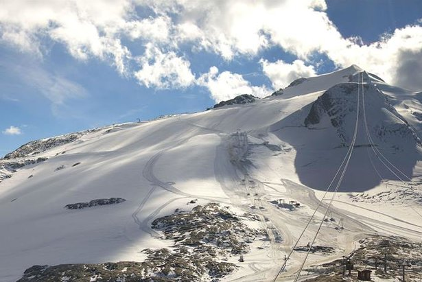 Dove sciare ad Ottobre? - ©Tignes/Facebook