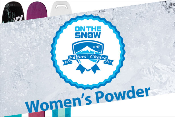 3 Best Women's Powder Skis: 16/17 Editors' Choice