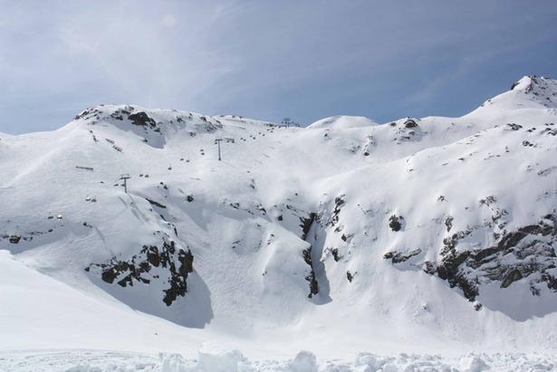 - ©Kaunertaler Gletscherbahnen