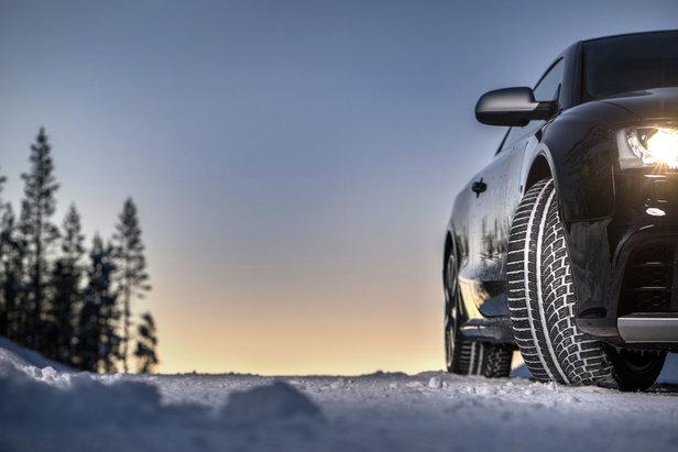 pneu neige adhérence optimale - ©Nokian Tyres