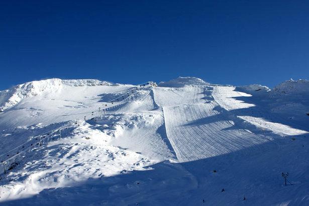 Gletscherskifahren - ©Skiinfo.de