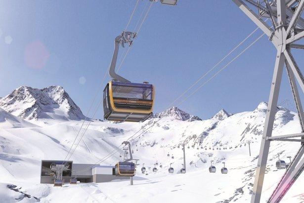 Jutro rusza sezon na Stubaiu: nowa gondola od października