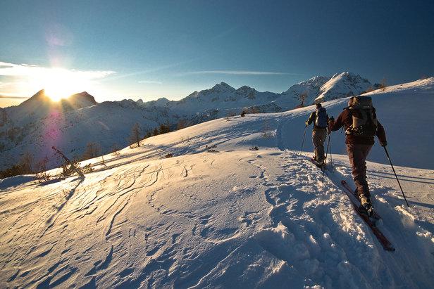 Zes winterse activiteiten in Slovenië die je niet mag missen - ©Slovenian Tourist Board