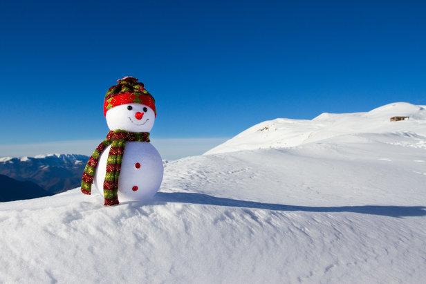 Vos plus beaux bonhommes de neige - ©adrenalinapura - Fotolia.com
