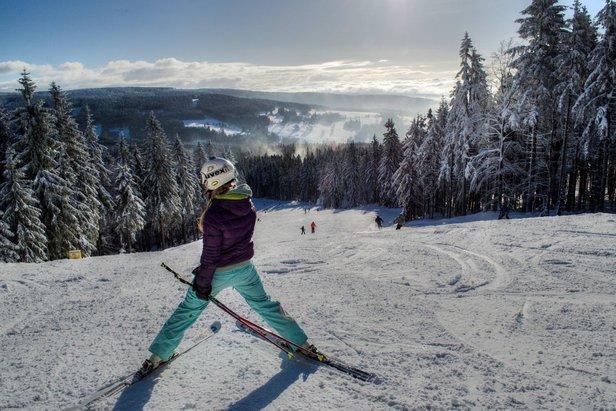 Jak vypadá první velký lyžařský víkend v Čechách? - ©Facebook Říčky v Orlických horách