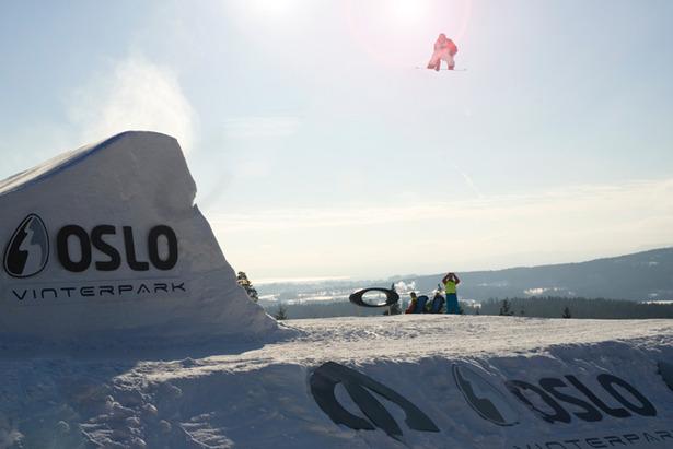 Oslo Winterpark World Snowboard Festival