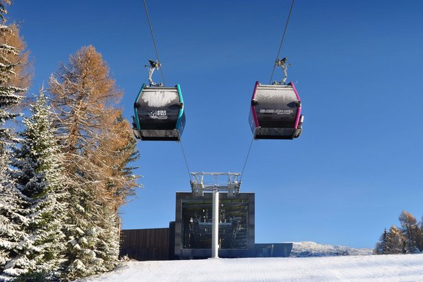Skiarea Alpe Lusia/San Pellegrino: 60 km di piste aperte! - ©Alpelusiasanpellegrino.it