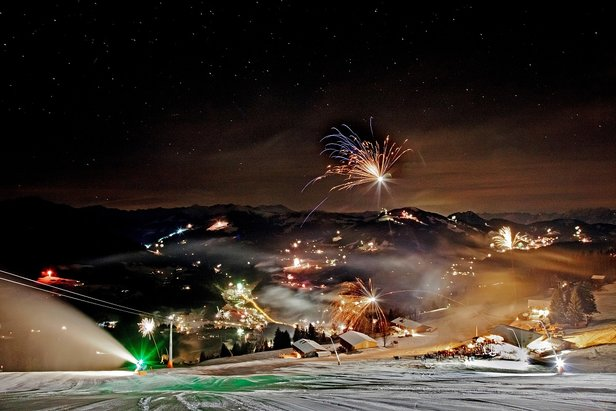 Silvester 2016 in den Alpen: Die coolsten Events und Parties - ©SkiWelt