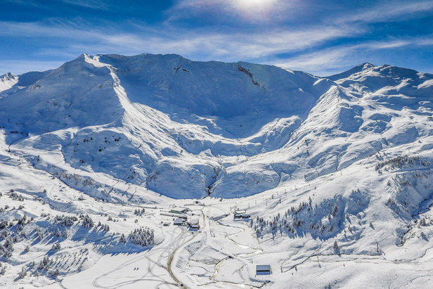 Nouvelle saison hiver stations de ski Aramon - ©Aramon