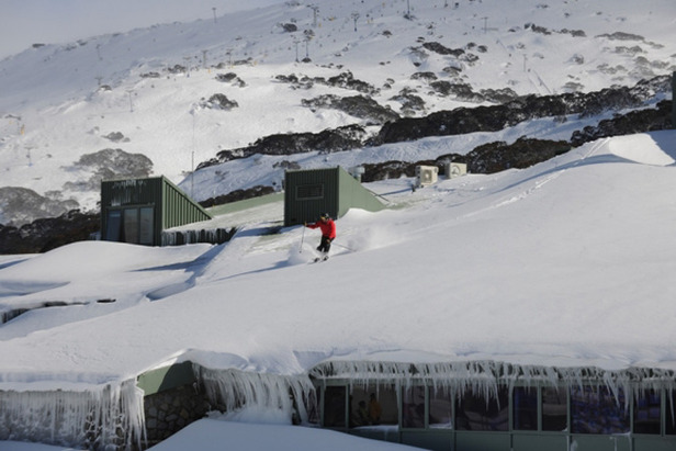 Perisher-SkiingOffRoof070711