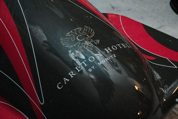 St Moritz Carlton Bobsleigh