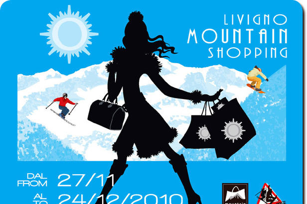 Livigno Mountain Shopping