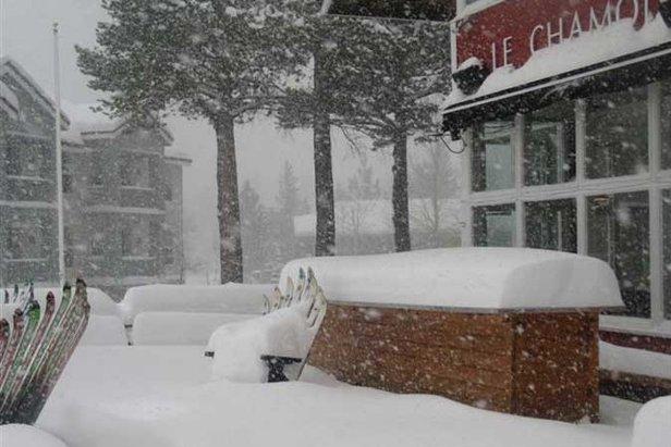 Squaw Snow Dec 08