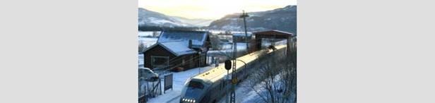 Kvitfjell stasjon gjenåpnes
