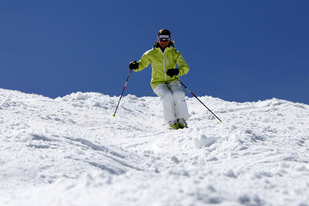 Skitechnik - ©Tatjana Mittermayer