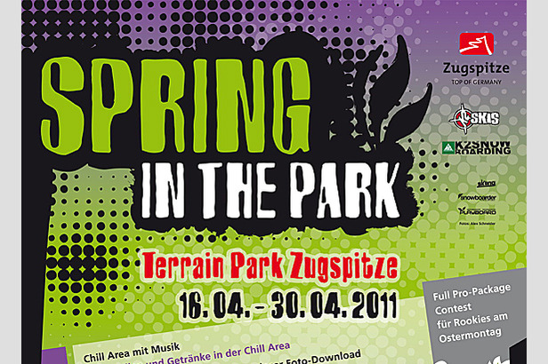 - ©Spring in the Park