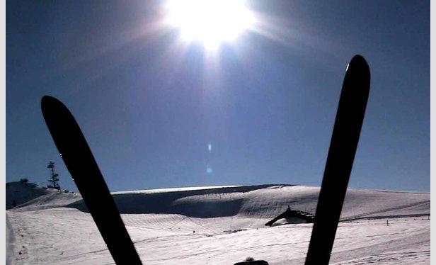 Skier - ©Salzburger Saalachtal