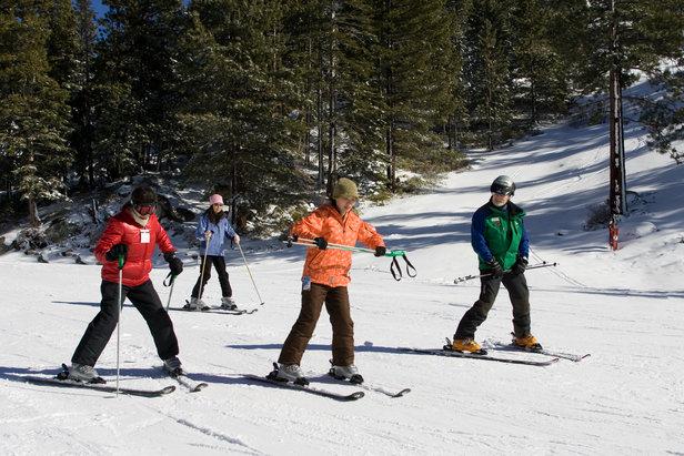 Check list dello sciatore principiante