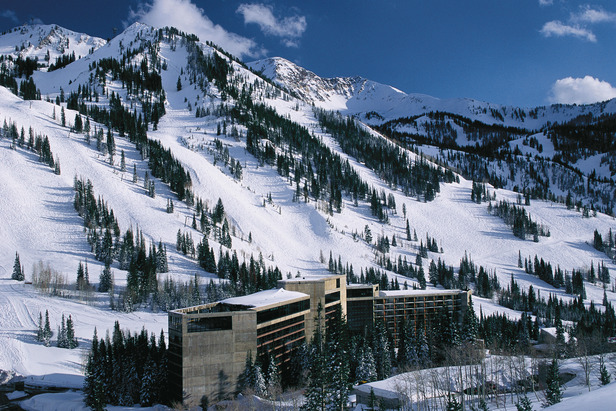 Winter at Snowbird