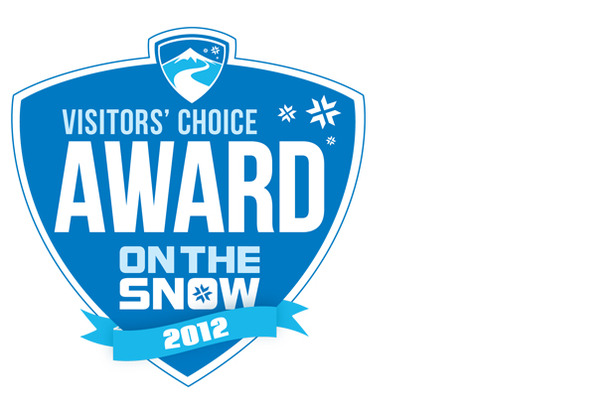 2012 Visitors' Choice Awards