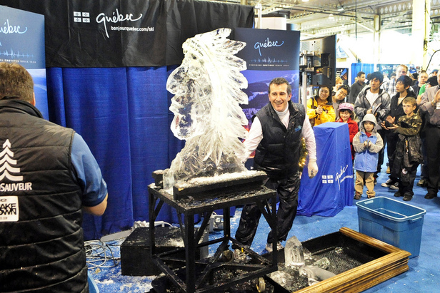 Canada's largest ski and snowboard swap and sale returns to Toronto on October 11. Photo Courtesy of the Toronto Ski, Snowboard & Travel Show.