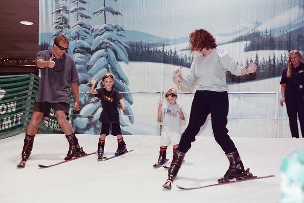 Test your mettle and prepare yourself for the upcoming ski season at the Sacramento Ski Show & Snowboard Expo. Photo Courtesy of Sacramento Ski Show & Snowboard Expo.