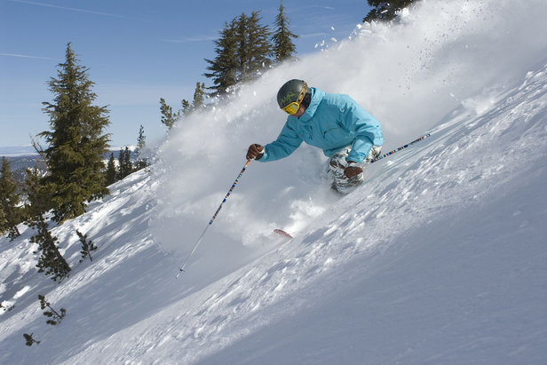Early Season Skiing at Mammoth - ©Mammoth Mountain