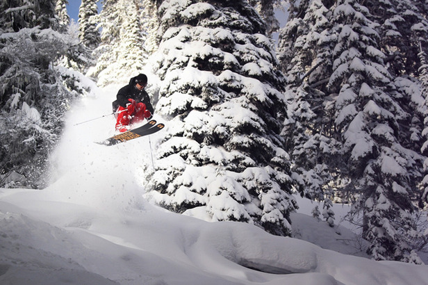 RED Mountain Resort will be adding 1000 acres of new terrain on Grey Mountain for the 2012-2013 season. - ©Red Mountain Resort
