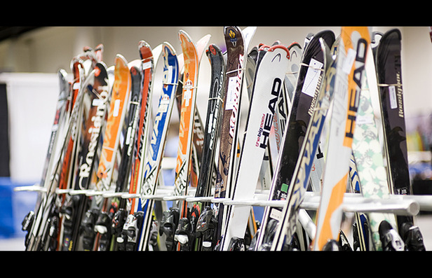 The Vancouver Snow Show launches the British Columbia ski season. Photo courtesy of CanWest Productions.