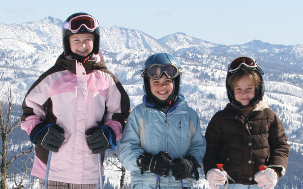 Idaho kids ski free