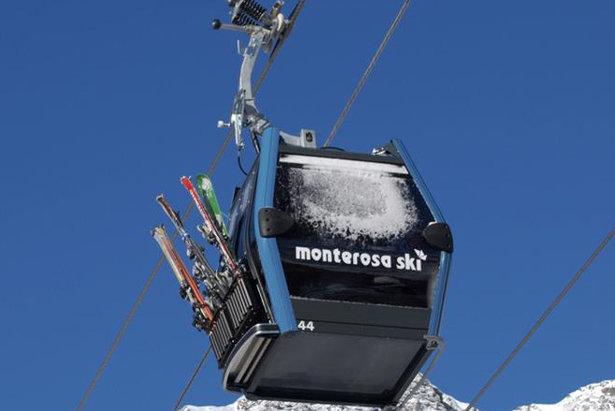 Monterosa Ski - ©Monterosa Ski