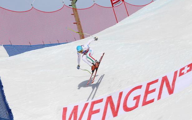 Weltcup Wengen 2013