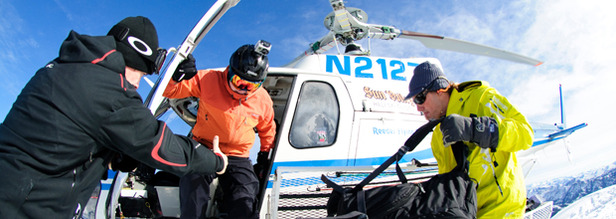 Heli Skiing & Snow Cat Guide