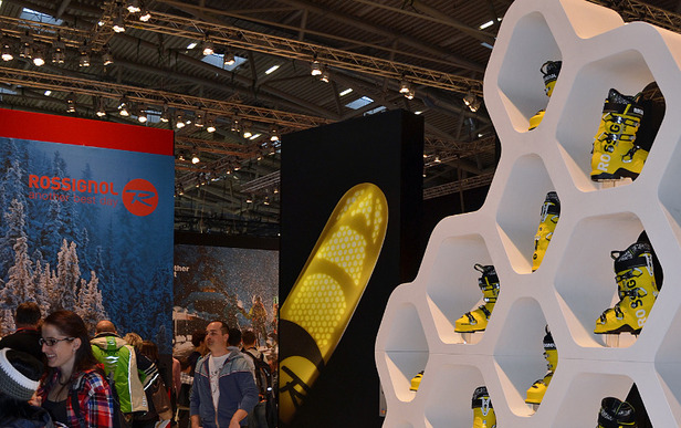 Honeycombs: Rossignol's new icon - ©Skiinfo