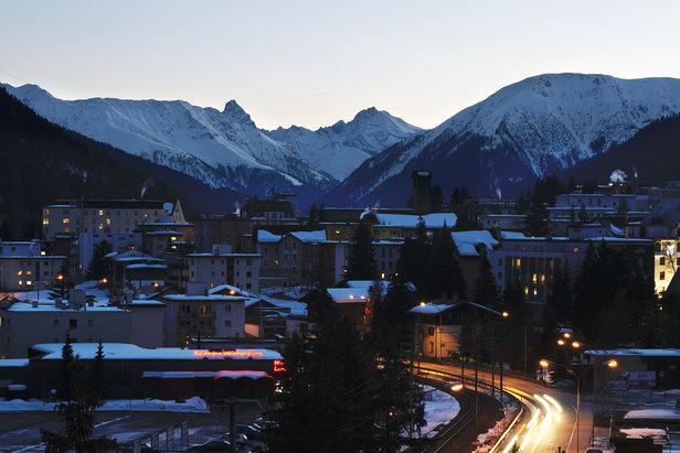 Davos - Storstaden i bergen erbjuder mer än G20möten. - ©Martin Söderqvist