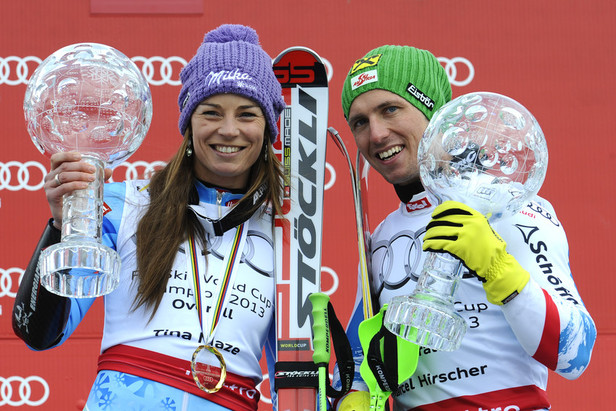 Weltcup-Finale Lenzerheide 2013
