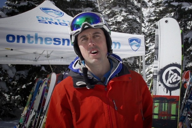 Chris McCullough gives a preview of the 2014 K2 Skis lineup.