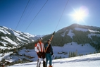 Learn to ski in Alpbach