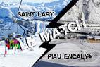 Pyrénées : Saint Lary vs Piau-Engaly