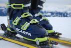 Im Test: Der Scarpa Freedom SL Skischuh - ©Carsten Becker