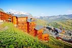 Les Balcons de Val Thorens - ©Centrale de réservation des Balcons