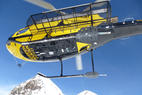 Silverton's helicopter-assisted skiing - ©Krista Crabtree
