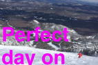 Cannon Mountain - Easter Sunday but it feels like a perfect February ski day on Cannon. Haven't been here in years until this week, but they've gotten over a foot in the past ten days!!! - Cannon Mountain - Easter