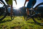 Radfahrer in Obertauern